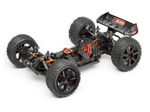 HPI Trophy Truggy Flux Brushless 4WD со снятым кузовом