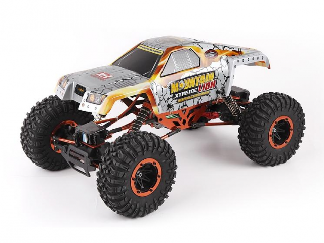 Краулер Remo Hobby Mountain Lion Xtreme 4WD 1:10