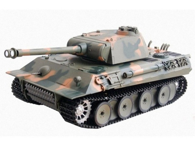 "Heng Long Panther ""Пантера"" 3819-1 1:16"